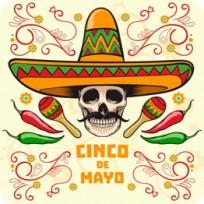 Stickers Cinco de Mayo