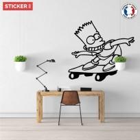 Bart Simpsons Skate