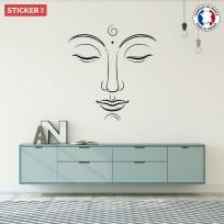 Sticker-Buddha spirituel-01