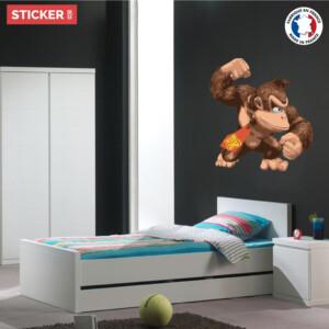 Sticker-Donkey Kong-3D