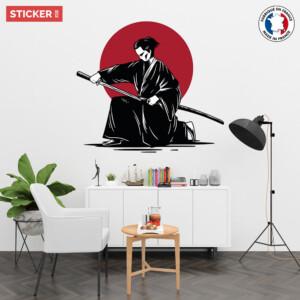 Sticker-Ninja-Japonais