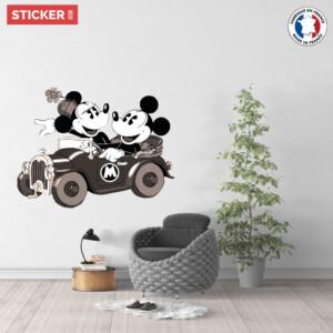 Sticker-Mickey-et-Minnie-Vintage-01