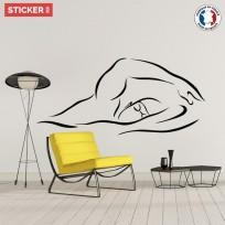 sticker-natation