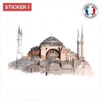 Sticker Basilique Sainte Sophie