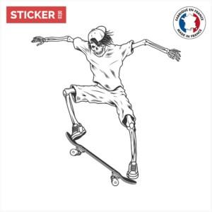 sticker-skate-squelette-ollie