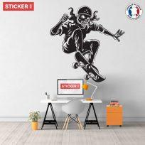 sticker-skateboard-zombie-black