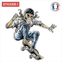 sticker-skateboard-zombie