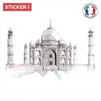 sticker-taj-mahal-vignette