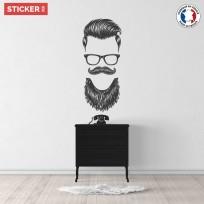 sticker-visage-hipster-élégant-01