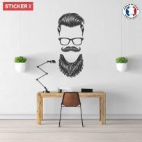sticker-visage-hipster-élégant-02