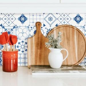 Crédence Adhésive Provençal