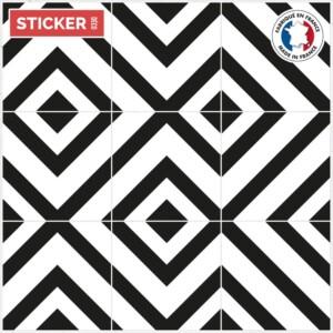 Stickers Carreaux de Ciment Scandinave