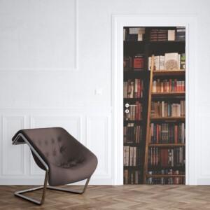 porte bibliotheque anglaise