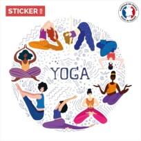 Sticker-cours-de-yoga-doodle