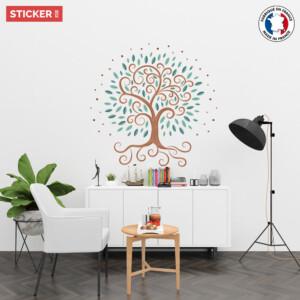 Sticker Arbre De Vie Dessin