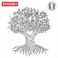 Sticker Arbre De Vie Doodle
