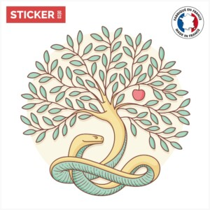 Sticker Fruit Defendu