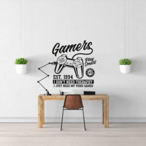 Sticker Gamers Retro