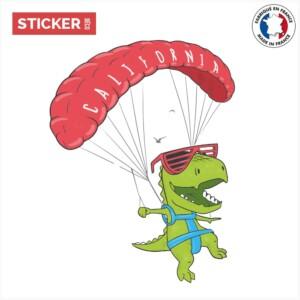 Sticker T-Rex Fashion