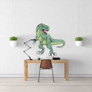 Sticker T-Rex Jurassic