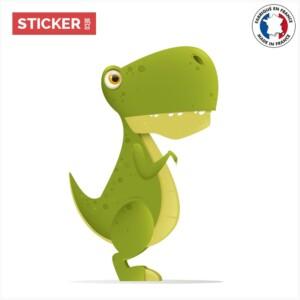 Sticker T-Rex Cartoon