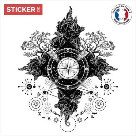 Sticker Esoterisme