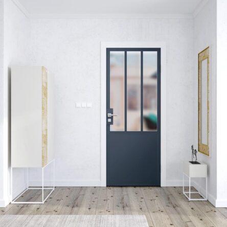 Sticker Porte Atelier 3 Vitres