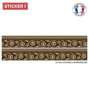 Stickers Escaliers Antique