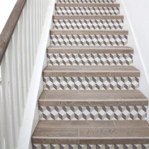 Stickers Escaliers Elegant 3D