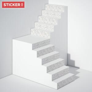 Stickers Escaliers Terrazzo Classique