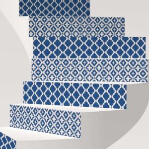 Stickers Escaliers Zellige