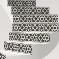 Stickers Escaliers Zellige Marocain