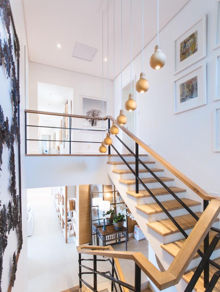 décoration luminaires escalier sticker contremarche