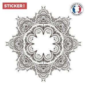 Sticker Pour Plafond Mandala