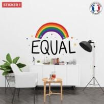 Sticker Equal