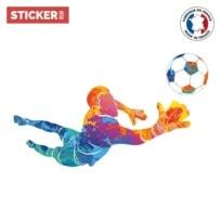 Sticker Gardien De But