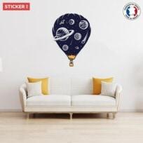 Sticker Espace Ballon