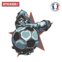 Sticker Football Logo