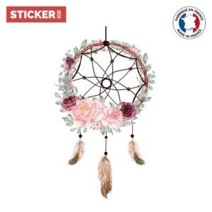Sticker Attrape Reves Fleurs