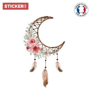 Sticker Attrape Reves Lune