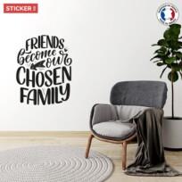Sticker Friends Our Chosen Family