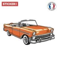 Stickers Voiture Vintage
