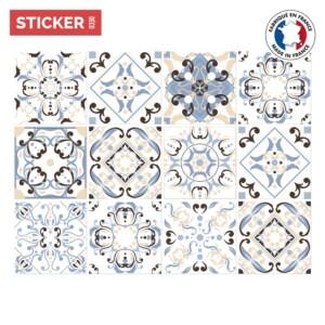 Stickers Carrelage Authentique